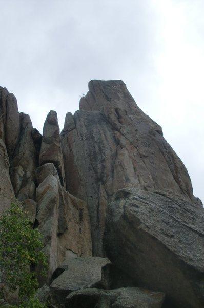 Rock Climbing Photo: Dead Horse Meadow 2
