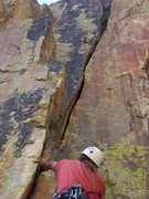 Rock Climbing Photo: Great hand crack.