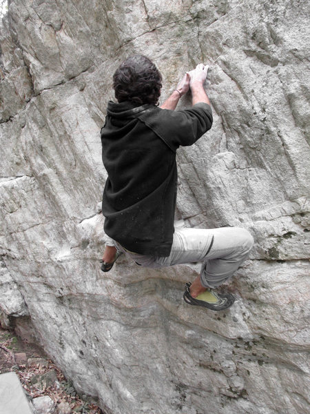 Rock Climbing Photo: Fight Night