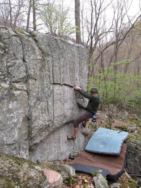 Rock Climbing Photo: HHH