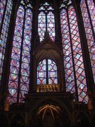 Rock Climbing Photo: Sainte-Chapelle