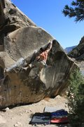 Rock Climbing Photo: No Substance