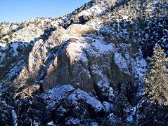 Rock Climbing Photo: Williamson Rock