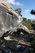 Rock Climbing Photo: Resident Evil 3