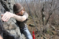 Rock Climbing Photo: sloper