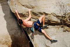 Rock Climbing Photo: Summersville Lake, WV
