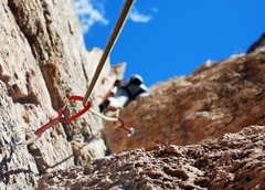 Rock Climbing Photo: Shelf Road, Colorado
