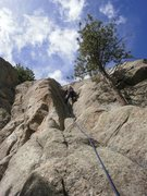 Rock Climbing Photo: If it were much longer, it would be great....