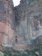 Rock Climbing Photo: Hamm Canyon.