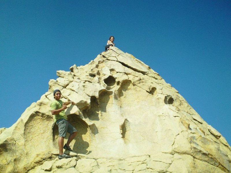 Mt. Rubidoux (Unnamed V0-R)
