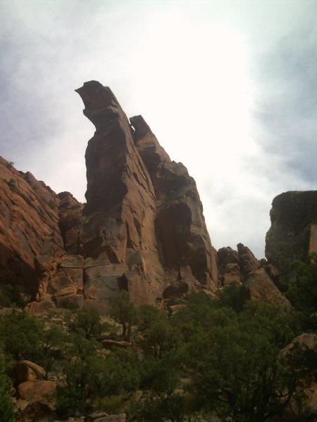 Rock Climbing Photo: Tower Of Power.