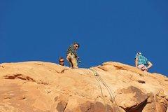 Rock Climbing Photo: Corona Arch, Moab