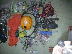 alpine rope solo kit