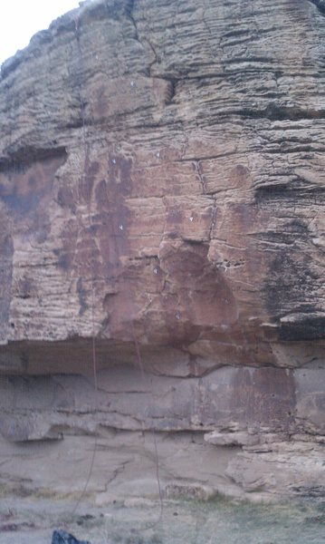 Rock Climbing Photo: New hangers