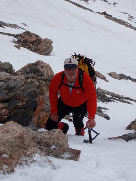 Rock Climbing Photo: Jack Gorbe, Mt Evans