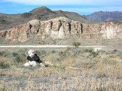 Rock Climbing Photo: Turn here