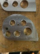 Rock Climbing Photo: Up close detail of machining done to lobes.