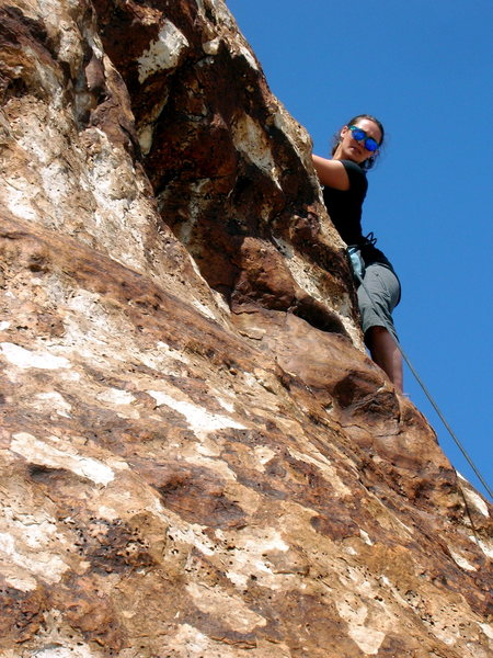 Plenty of new climbing opportunities near the Corral