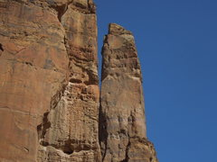 Rock Climbing Photo: Nebelet Towers