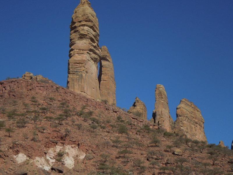 Rock Climbing Photo: Ethiopia5
