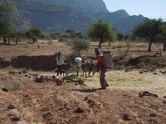 Rock Climbing Photo: Ethiopia6