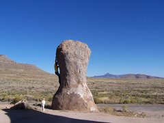 Rock Climbing Photo: A Beautiful Day at City of Rocks,NM.2006.