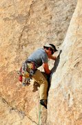 Rock Climbing Photo: Such nice jamming.