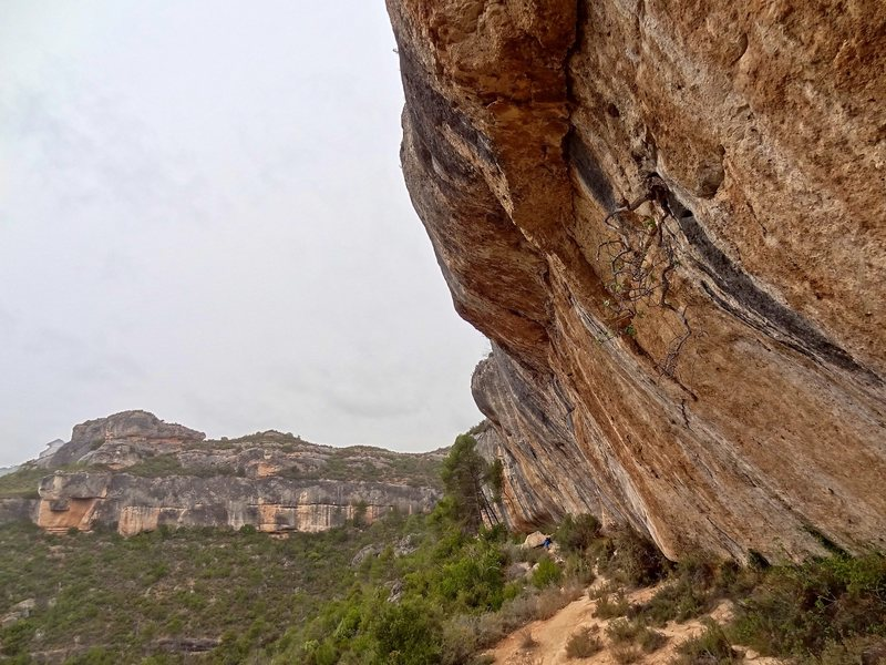 Rock Climbing Photo: Raco de les Espadelles awesomeness.