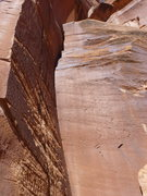 Rock Climbing Photo: Thin to wide fingers topped with steep off width. ...