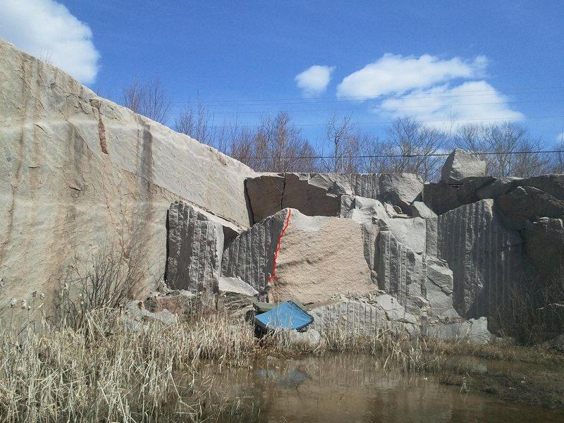 Access granite