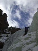 Rock Climbing Photo: ice in cody