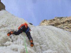 Rock Climbing Photo: who needs principals cody WY