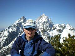 Rock Climbing Photo: Mount St. Johns Grand Teton National Park WY