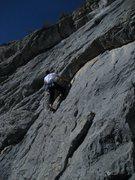 """Rock Climbing Photo: climbing at the shield """"naught guides"""" s..."""