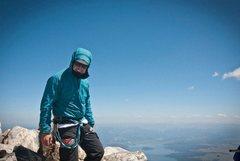 Rock Climbing Photo: great weather!