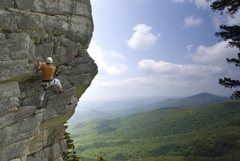 Rock Climbing Photo: ship rock nc
