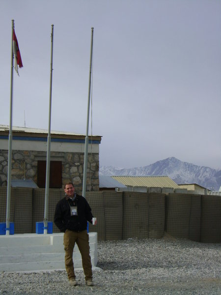 Aghanistan, undisclosed location