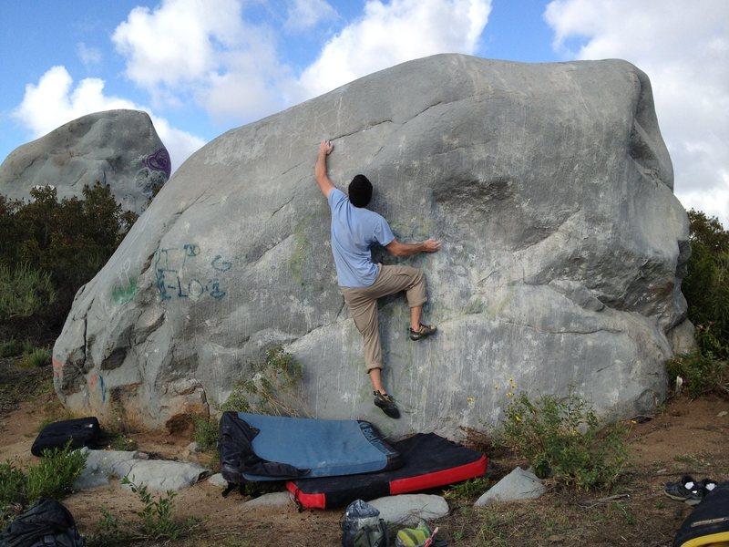Rock Climbing Photo: Shoot to Kill