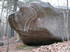 Rock Climbing Photo: Ground Zero