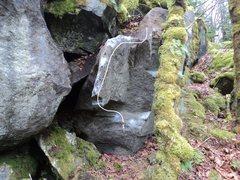 Rock Climbing Photo: 1. The Fin