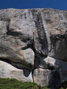 Rock Climbing Photo: Tideline 5.11a