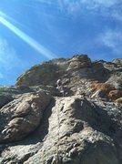 Rock Climbing Photo: The Thumb, Prospect Mountain Colorado