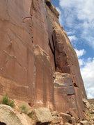 Rock Climbing Photo: mixing it up a bit.