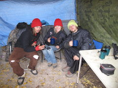 Rock Climbing Photo: some rest with the best.. people