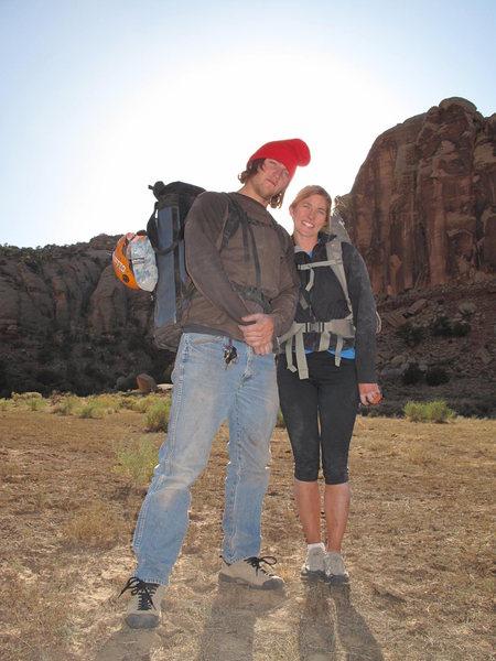 Rock Climbing Photo: Jack an Summer