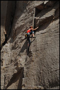 "Rock Climbing Photo: Aerili on ""Silence of the Poodles"". Phot..."