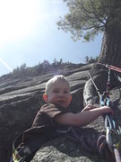 Rock Climbing Photo: another one of Zackary