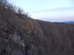 Rock Climbing Photo: The dome