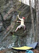 Rock Climbing Photo: Slurp & Giggle