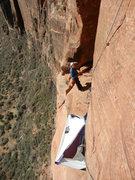 Rock Climbing Photo: Ledge